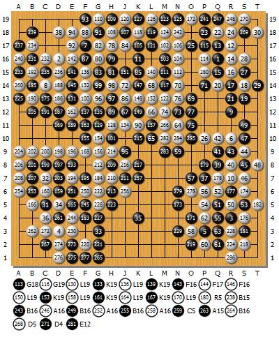 第12期棋聖戦第3局