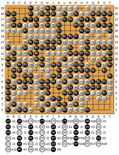 第47期十段戦第1局