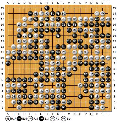 第33期棋聖戦第3局