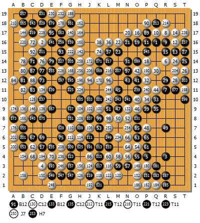 第33期棋聖戦第5局