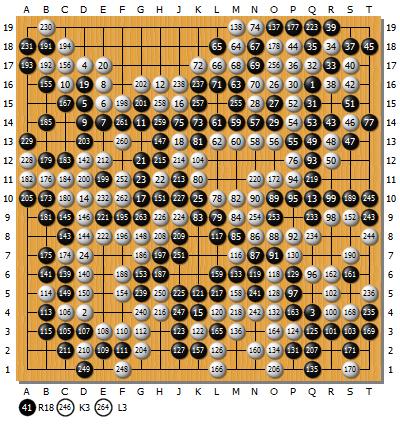 NHK杯準決勝第2局