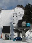 NASPAスキー場第2リフト