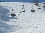 NASPAスキー場Dコース